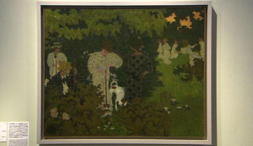 ピエール・ボナールの「美の巨人たち」|『黄昏(クロッケーの試合)』見逃し概要