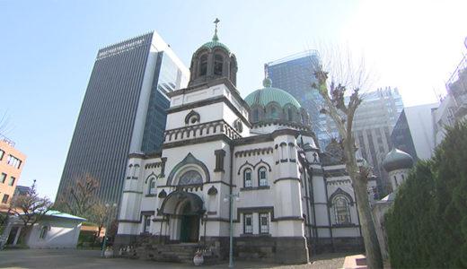 ニコライ堂(東京復活大聖堂・神田)とジョサイア・コンドル|新美の巨人たち(貫地谷しほり)