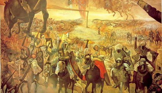 ダリ新発見作品『アルティーヌ』って?『テトゥアンの大会戦』解説【新・美の巨人たち】