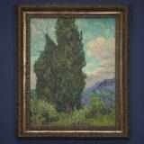 ゴッホ[糸杉]の解説や表現の特徴は?【新・美の巨人たち】