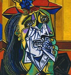 ピカソの「泣く女」ってどんな作品?アフリカ彫刻との関係は?【美の巨人たち】